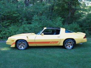 1981 Z28 Camaro Restoration And Preservation